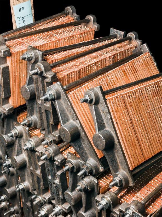 Đột nhập một trong những nhà máy sản xuất lõi bút chì cuối cùng của Mỹ, tất cả thực sự rất tuyệt vời - Ảnh 7.