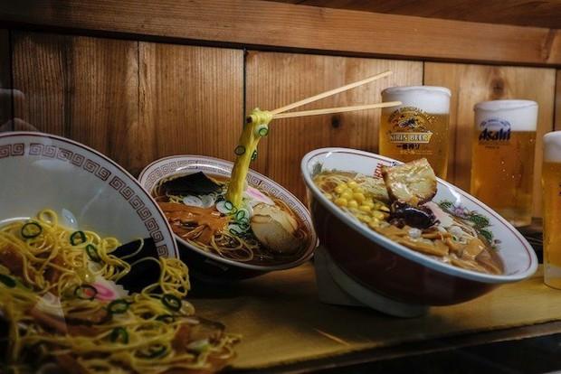 Nghệ thuật làm thức ăn giả tại Nhật Bản: Nhìn thật hơn cả đồ ăn thật, lợi nhuận siêu khủng với giá cao ngất ngưởng - Ảnh 2.