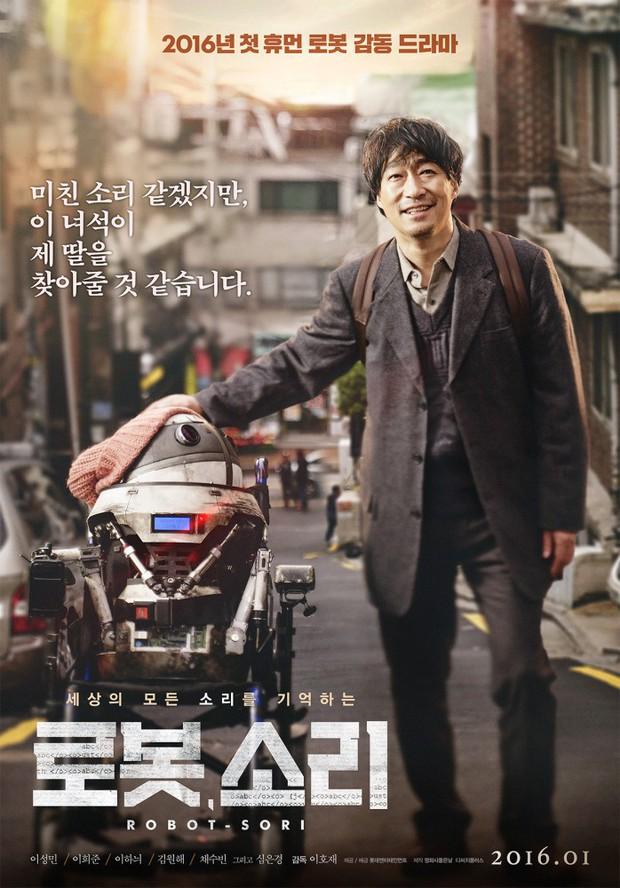 6 bộ phim chứng tỏ trào lưu robot đang càn quét màn ảnh Hàn - Ảnh 10.
