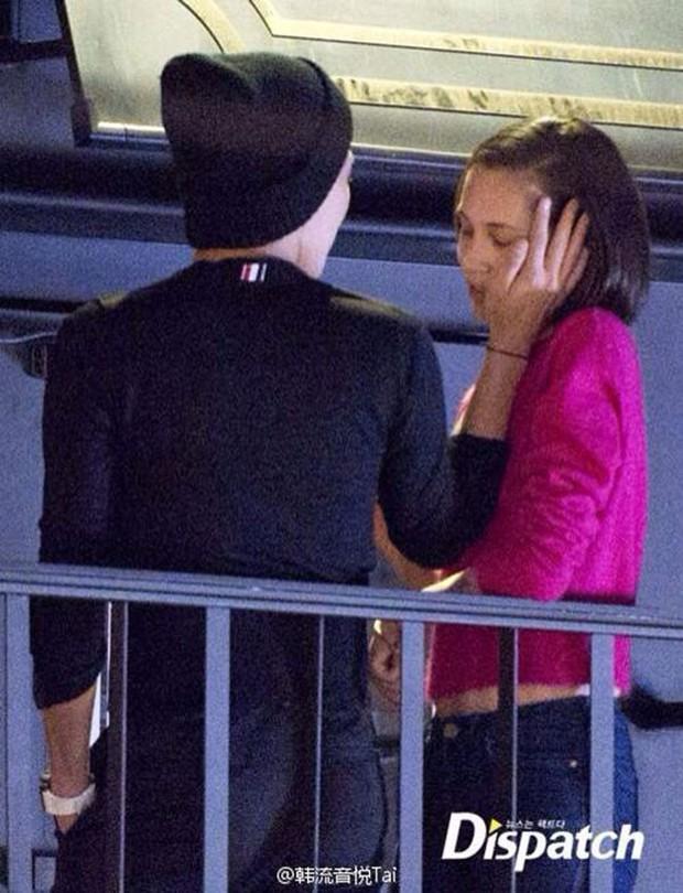 Tình sử của G-Dragon: Từ bạn gái tin đồn đến người yêu công khai đều xinh đẹp đáng ghen tị - Ảnh 9.