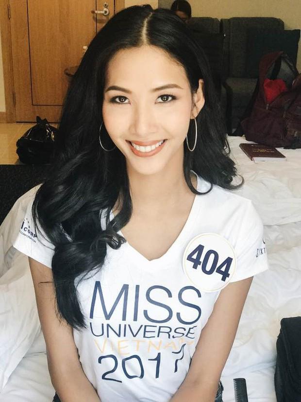 """Kể từ khi dự thi Hoa hậu Hoàn Vũ Việt Nam 2017, Hoàng Thùy lột xác hẳn với style """"bánh bèo"""" - Ảnh 9."""