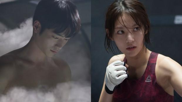6 bộ phim chứng tỏ trào lưu robot đang càn quét màn ảnh Hàn - Ảnh 13.