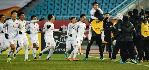 KỲ TÍCH: Việt Nam hạ gục Qatar sau loạt luân lưu nghẹt thở, vào chung kết U23 châu Á - Ảnh 5.