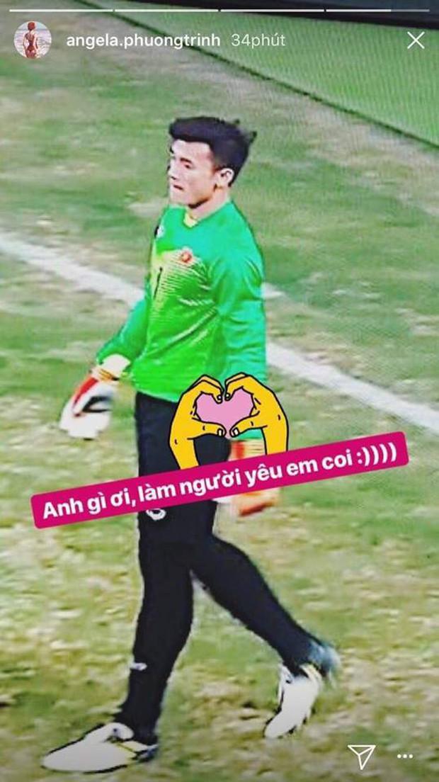 Tóc Tiên đòi hôn, Jolie Nguyễn chơi lớn tỏ tình với thủ môn Tiến Dũng sau trận bán kết lịch sử! - Ảnh 3.