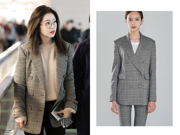 Cứ tưởng bị hắt hủi, nhưng thương hiệu thời trang của Jessica Jung vẫn được loạt sao Hàn thi nhau diện - Ảnh 5.