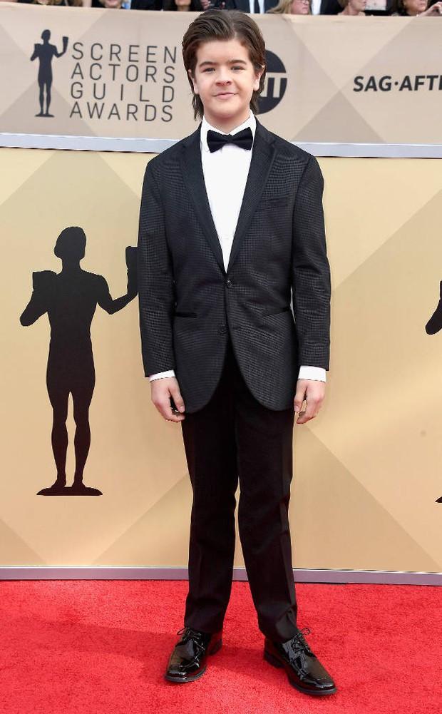 Dàn mỹ nhân Hollywood lại lộng lẫy đủ sắc màu trên thảm đỏ SAG sau phong trào diện đồ đen - Ảnh 22.