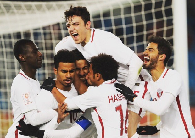 Bán kết chưa diễn ra nhưng dân mạng đã gấp rút tìm info trai đẹp của U23 Qatar - Ảnh 5.