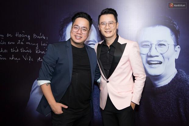 Hoàng Bách làm album nhạc Việt Anh, không áp lực trước cái bóng những tên tuổi lớn - Ảnh 10.