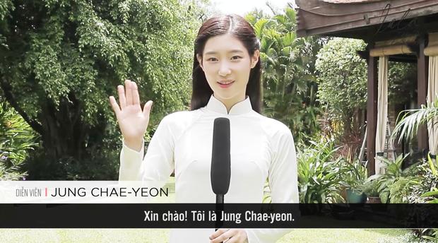 """""""Nữ thần thế hệ mới"""" Chae Yeon hào hứng khi được Chi Pu dạy nói tiếng Việt - Ảnh 5."""