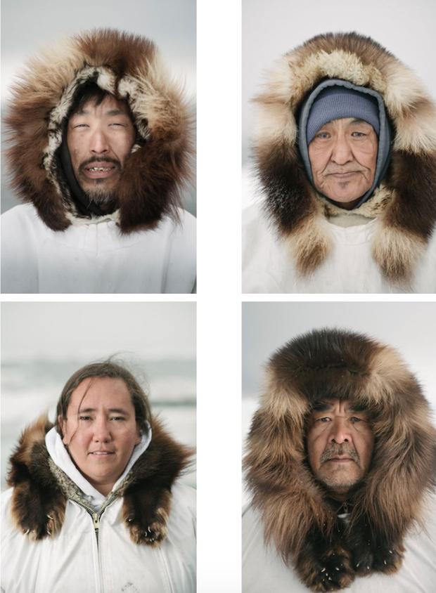 Cuộc sống thử thách lòng gan dạ của thợ săn vùng Bắc Cực: Sẵn sàng đương đầu với bão tuyết và cơn thịnh nộ của cá voi - Ảnh 6.