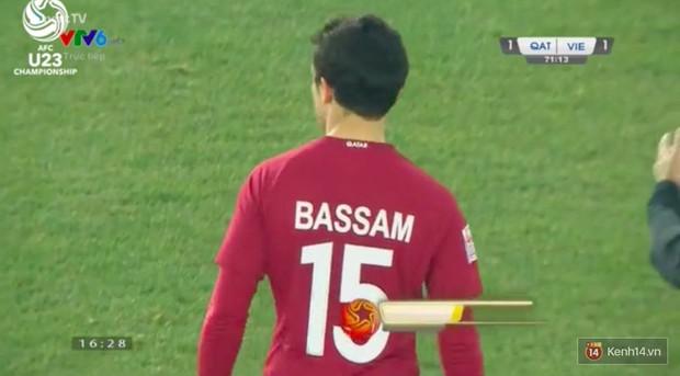 Hotboy của U23 Qatar: Cứ lên hình là chị em lại phải ôm tim vì quá đẹp  - Ảnh 4.