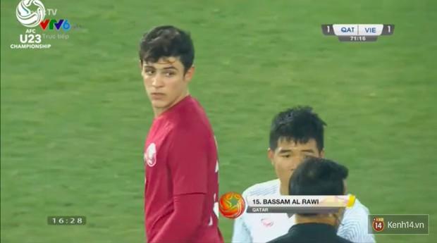 Hotboy của U23 Qatar: Cứ lên hình là chị em lại phải ôm tim vì quá đẹp  - Ảnh 5.