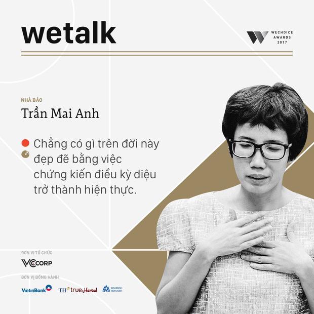 6 gương mặt diễn giả sẽ xuất hiện trong WeTalk năm nay! - Ảnh 4.