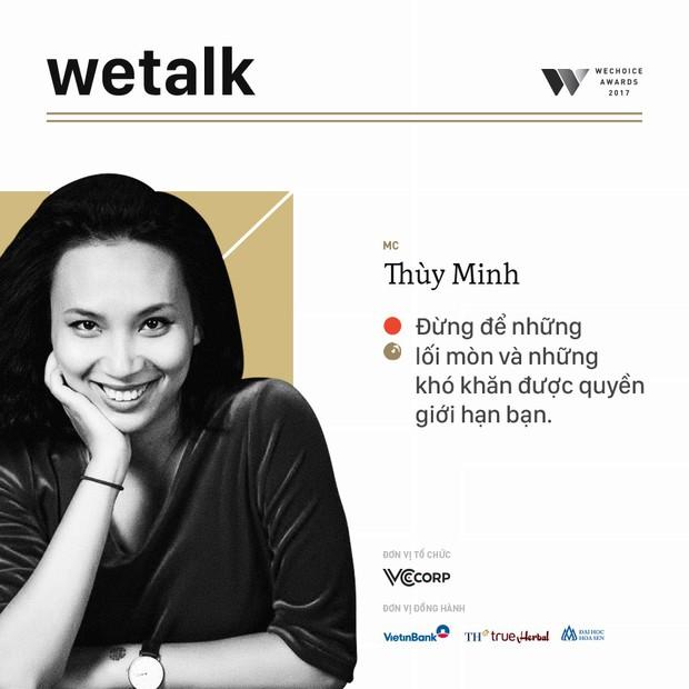 6 gương mặt diễn giả sẽ xuất hiện trong WeTalk năm nay! - Ảnh 9.