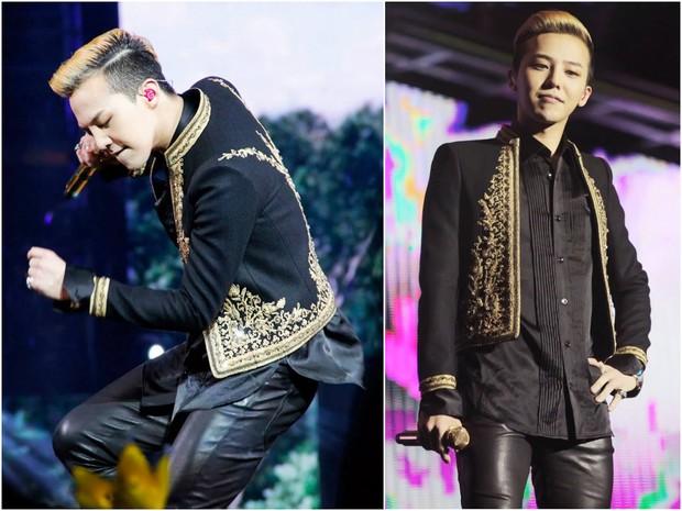 Sơn Tùng lại bạo gan đụng ý tưởng với chiếc jacket trị giá đến 1 tỷ 4 của G-Dragon - Ảnh 4.
