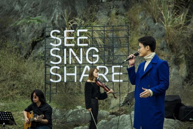 Hà Anh Tuấn mang dự án acoustic See Sing Share trở lại, tiếp tục khám phá vùng đất âm nhạc mới - Ảnh 1.