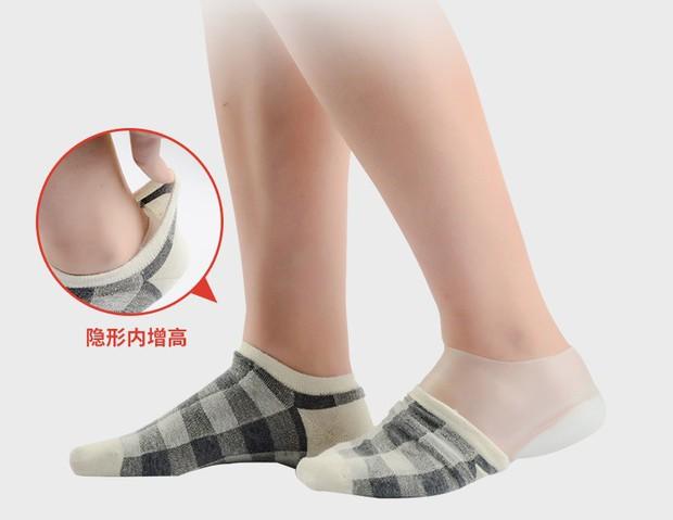 Sau giày độn, giờ còn có cả tất độn giúp tăng chiều cao kín đáo hơn mà các nàng nên update ngay còn kịp - Ảnh 3.