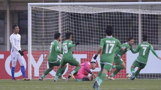 Sau Thái Lan, đến lượt Malaysia thua đậm ở VCK U23 châu Á - Ảnh 2.