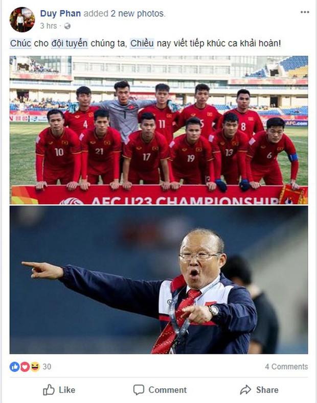 Người dân cả nước đồng loạt gửi lời chúc chiến thắng đến đội tuyển U23 Việt Nam trước thềm trận bán kết lịch sử với Qatar - Ảnh 6.