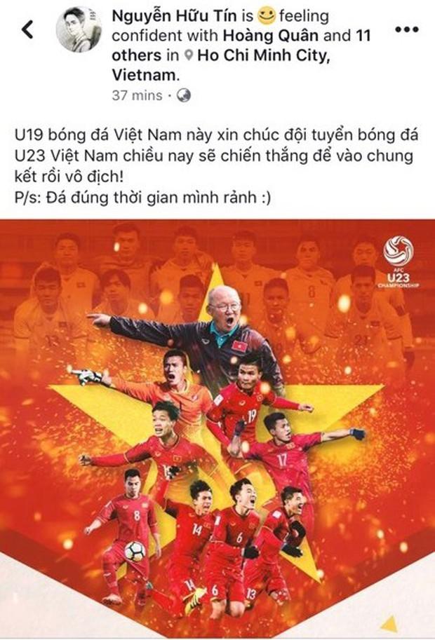 Người dân cả nước đồng loạt gửi lời chúc chiến thắng đến đội tuyển U23 Việt Nam trước thềm trận bán kết lịch sử với Qatar - Ảnh 7.
