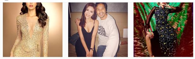 Minh Tú nói gì khi bất ngờ xóa những tấm hình liên quan đến The Face & The Look trên Instagram? - Ảnh 3.