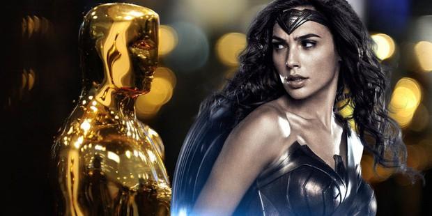 Dân tình phẫn nộ khi Wonder Woman trắng tay tại đề cử Oscar 2018 - Ảnh 1.