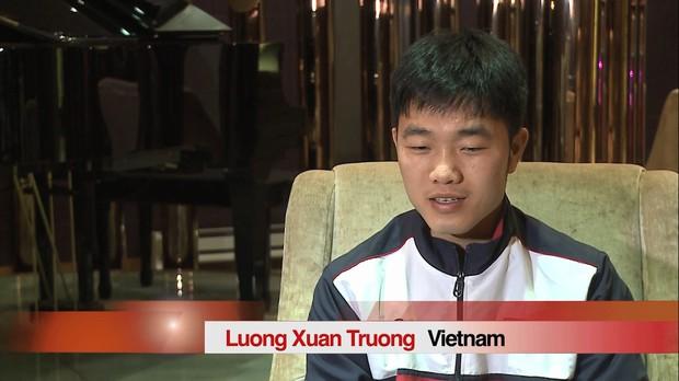 Tiếng Anh tự tin, khiêm nhường nhưng bản lĩnh, đội trưởng U23 Việt Nam gây thán phục khi trả lời phỏng vấn trước trận bán kết - Ảnh 2.