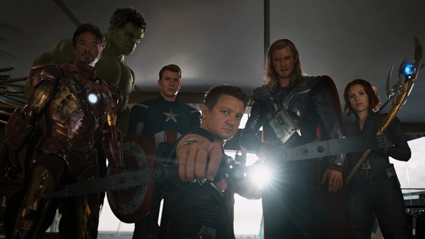 Đông đúc siêu anh hùng là thế, sĩ số đội Avengers chỉ còn 2 thành viên chính thức mà thôi - Ảnh 1.