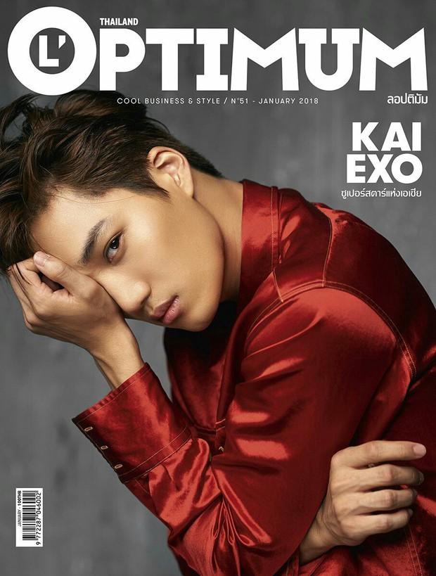 Chàng idol Kai (EXO) đốn đổ cả 2 nữ thần quyền lực nhất nhì Kpop: Sexy, sang chảnh nhưng tính cách đối lập hẳn - Ảnh 2.