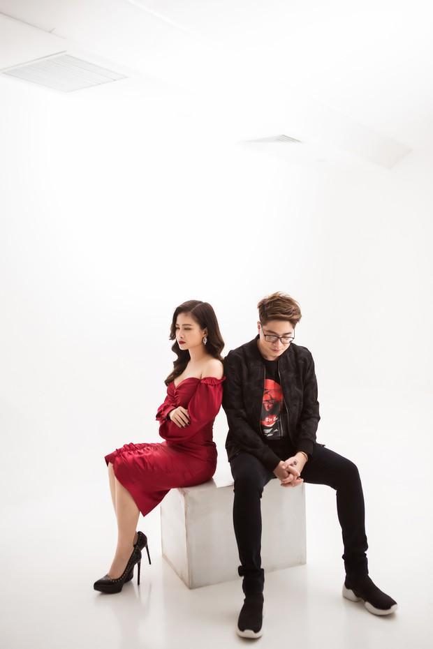 Lần đầu có MV vượt triệu view, Dương Hoàng Yến mời Bùi Anh Tuấn song ca phiên bản Acoustic tặng khán giả - Ảnh 5.