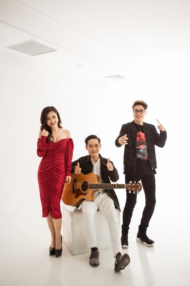 Lần đầu có MV vượt triệu view, Dương Hoàng Yến mời Bùi Anh Tuấn song ca phiên bản Acoustic tặng khán giả - Ảnh 2.