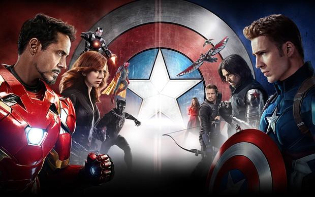 Đông đúc siêu anh hùng là thế, sĩ số đội Avengers chỉ còn 2 thành viên chính thức mà thôi - Ảnh 2.