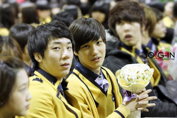 Khám phá trường học nhiều trai đẹp nhất Hàn Quốc, nơi có Kai (EXO) cùng hàng loạt ngôi sao theo học - Ảnh 3.