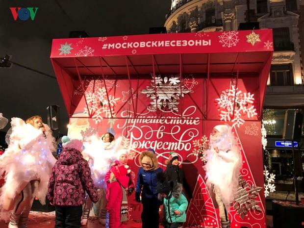 Ảnh: Nước Nga tưng bừng chào đón năm mới 2019 - Ảnh 11.