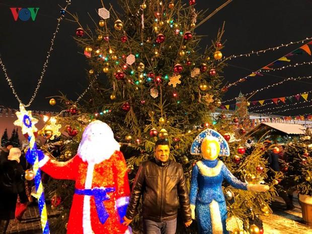 Ảnh: Nước Nga tưng bừng chào đón năm mới 2019 - Ảnh 13.