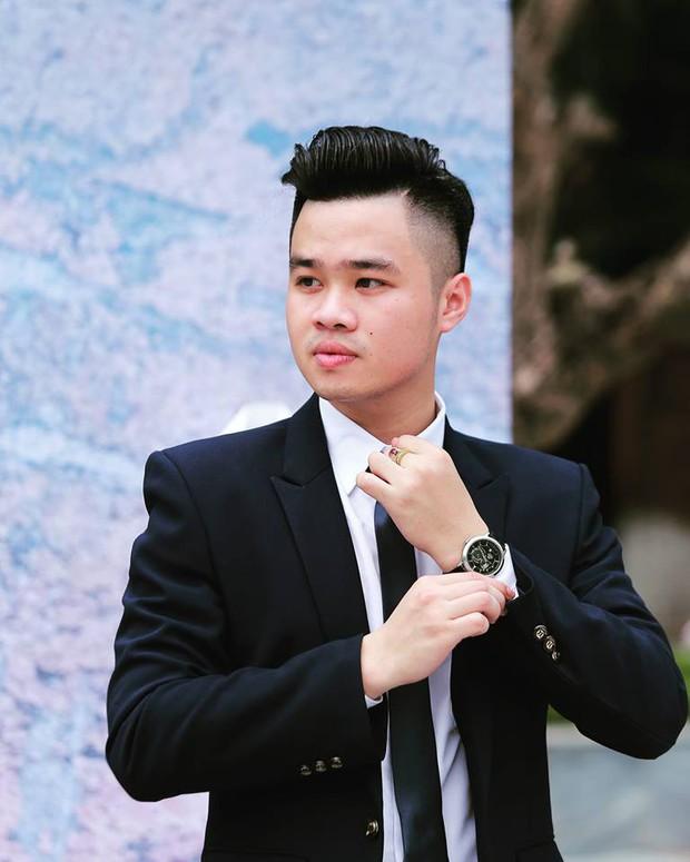 Những nam thanh, nữ tú nổi bật trường công an năm 2018 - Ảnh 17.