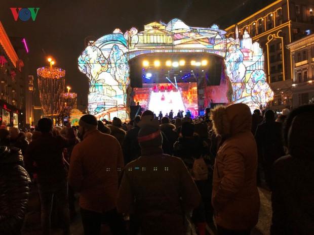 Ảnh: Nước Nga tưng bừng chào đón năm mới 2019 - Ảnh 9.
