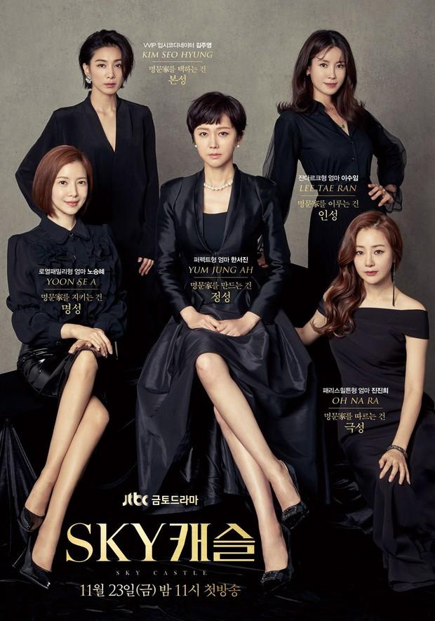 Dòng chảy phim Hàn thời nay đã dịch chuyển: Nữ chính bánh bèo không còn chốn dung thân - Ảnh 11.