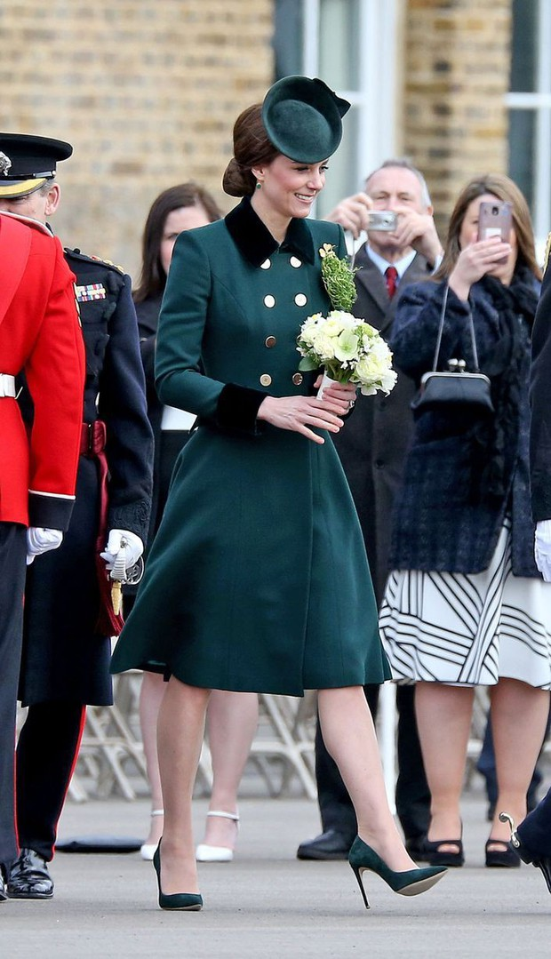 Thời trang sinh nhật của Kate Middleton trong quá khứ: từ khi còn là thường dân đã ăn vận như một Công nương - Ảnh 1.