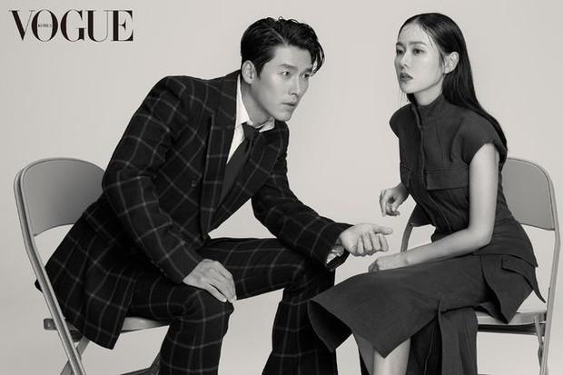 Nhìn Son Ye Jin và Hyun Bin tình tứ, có thái độ đáng ngờ như thế này bảo sao ai cũng thi nhau đẩy thuyền - Ảnh 4.