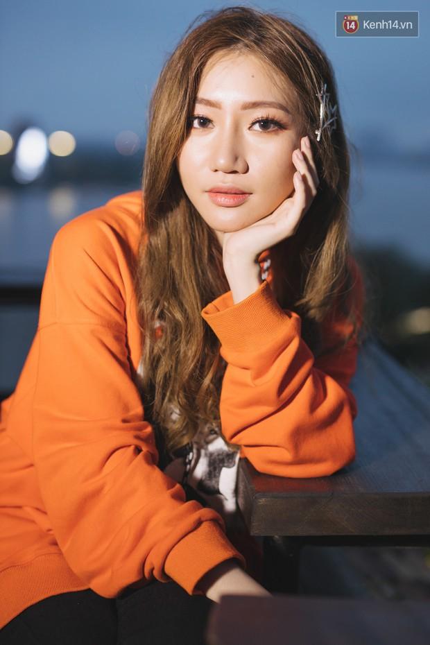 Orange tiết lộ hit Người lạ ơi suýt nữa được nhạc sĩ Châu Đăng Khoa đưa cho Miu Lê hát - Ảnh 2.