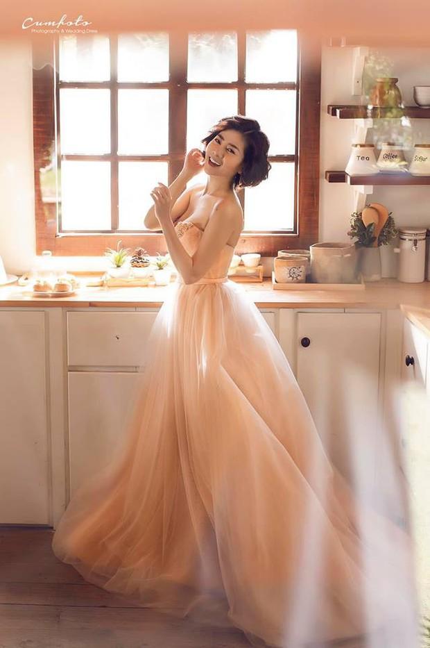 Mai Phương diện váy dạ hội rạng rỡ trong giai đoạn chống chọi ung thư, Phùng Ngọc Huy phải thốt lên: Đẹp quá! - Ảnh 1.