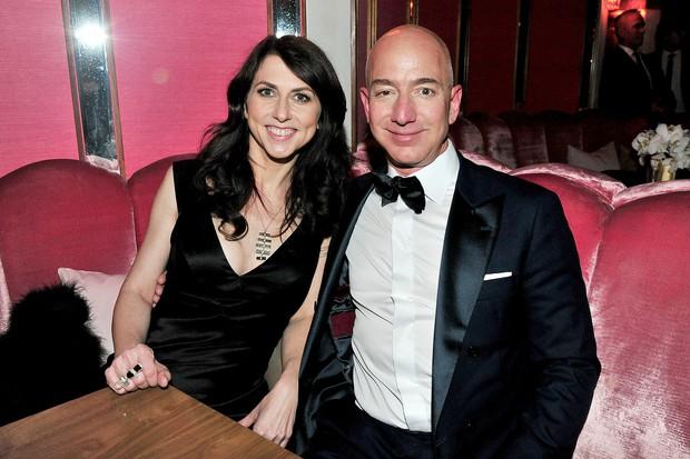 Lương duyên 25 năm của ông chủ Amazon và vợ: Chưa kịp yêu đã cưới từ thuở cơ hàn, tan vỡ trên đỉnh cao giàu sang phú quý - Ảnh 2.
