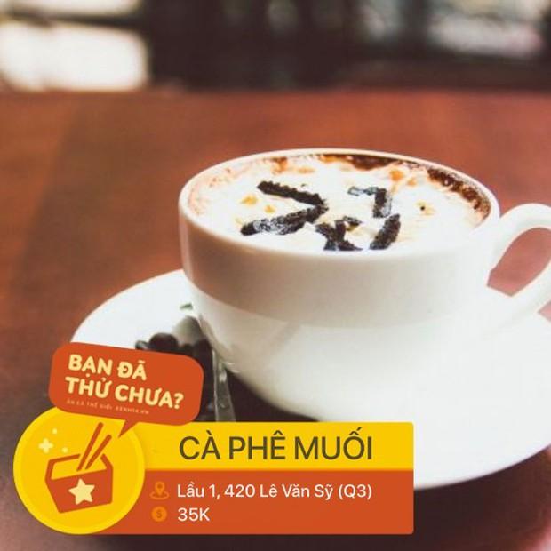 Khám phá nét độc đáo của cà phê Việt Nam từ các món cà phê đặc sản của ba miền Bắc - Trung - Nam - Ảnh 4.