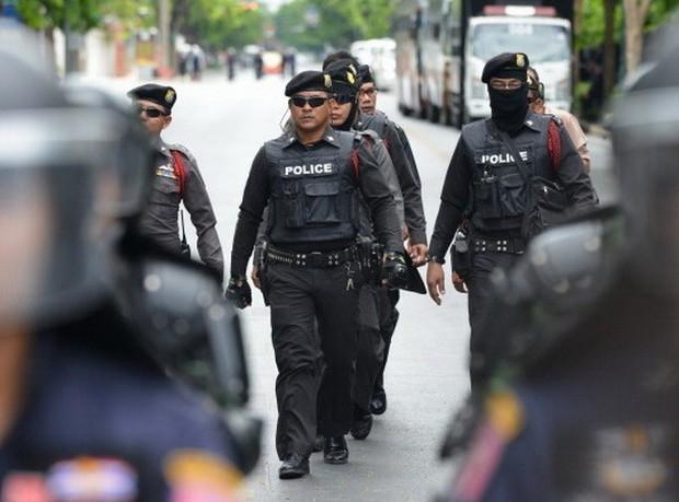 Xả súng tại miền Nam Thái Lan, ít nhất 4 người thiệt mạng - Ảnh 1.