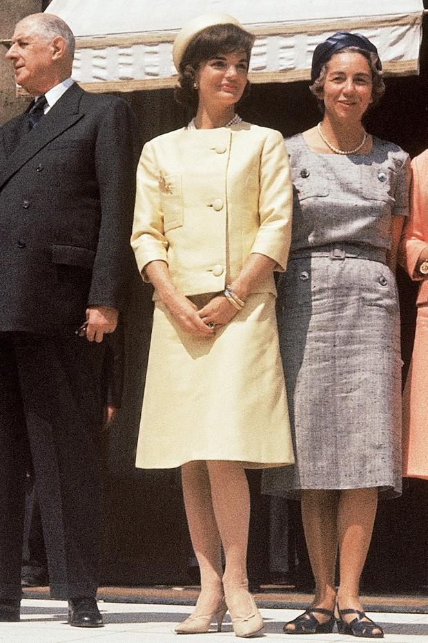 Đệ nhất phu nhân Jackie Kennedy: Mạnh mẽ vượt qua nỗi đau mất con, chồng chết ngay trước mắt và biểu tượng thời trang sống mãi với thời gian - Ảnh 7.