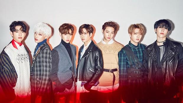Xuất hiện một lễ trao giải mà BTS bất ngờ trắng tay trong khi EXO, TWICE, IU, GOT7 đều có giải - Ảnh 2.