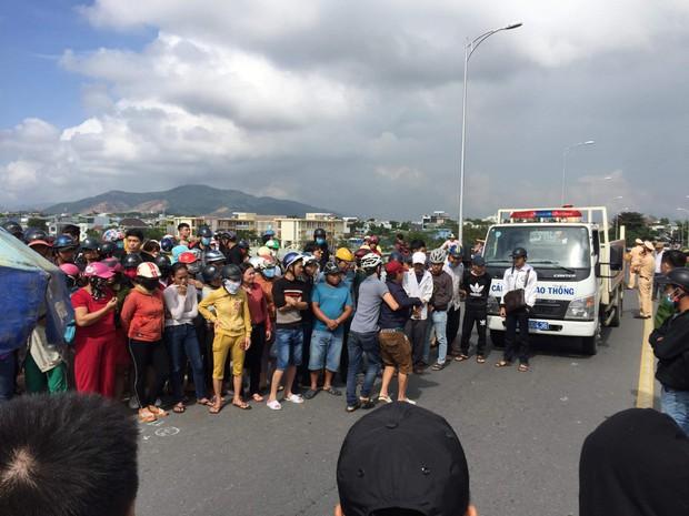 Trên đường đi học về, nữ sinh 18 tuổi ở Đà Nẵng chết thảm dưới bánh xe tải - Ảnh 1.