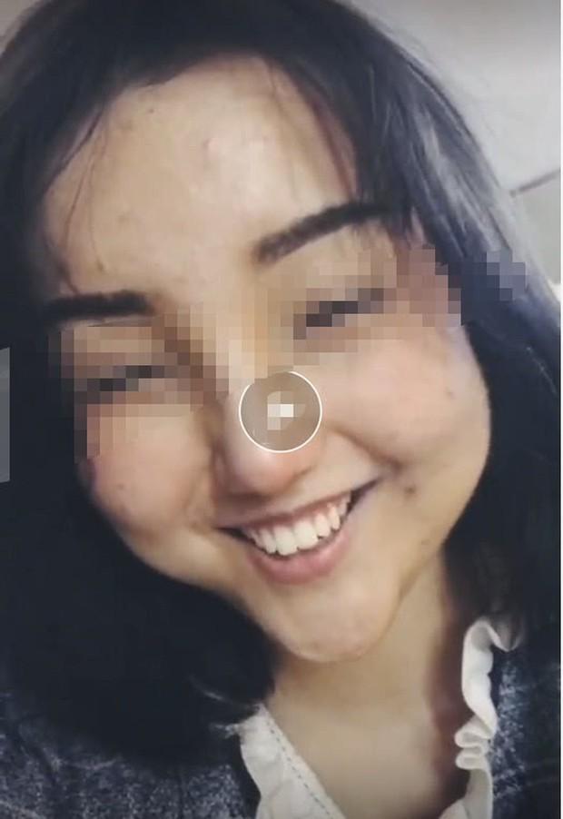 Đang livestream thả thính, hotgirl trường học lỡ tay tắt filter làm đẹp, lộ nhan sắc thật gây sốc - Ảnh 3.