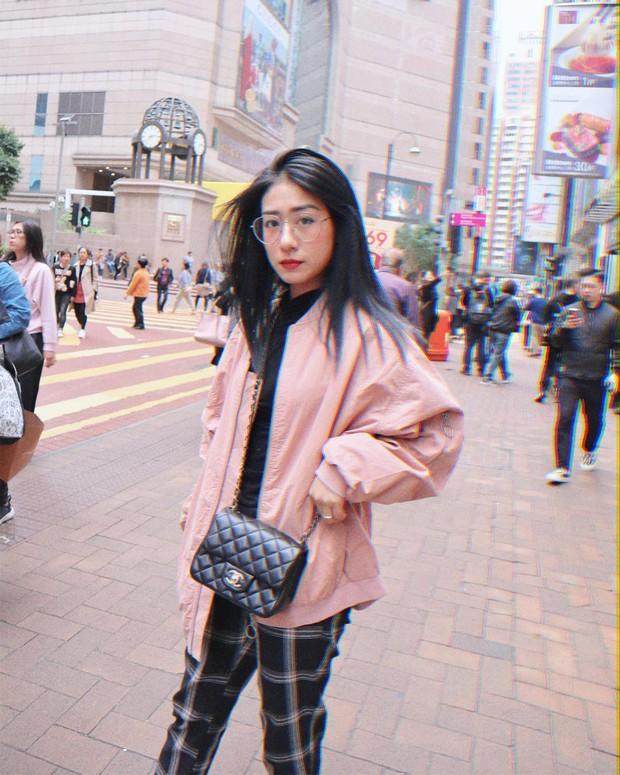 Chẳng phải là hotgirl cũng chẳng hoạt động showbiz vậy mà Trang Lou đã cán mốc 1 triệu người theo dõi trên Instagram - Ảnh 2.
